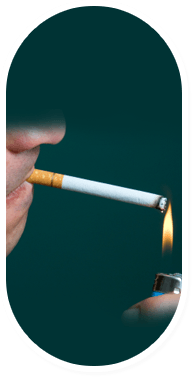 Smoking Increases Surgical Risk Image